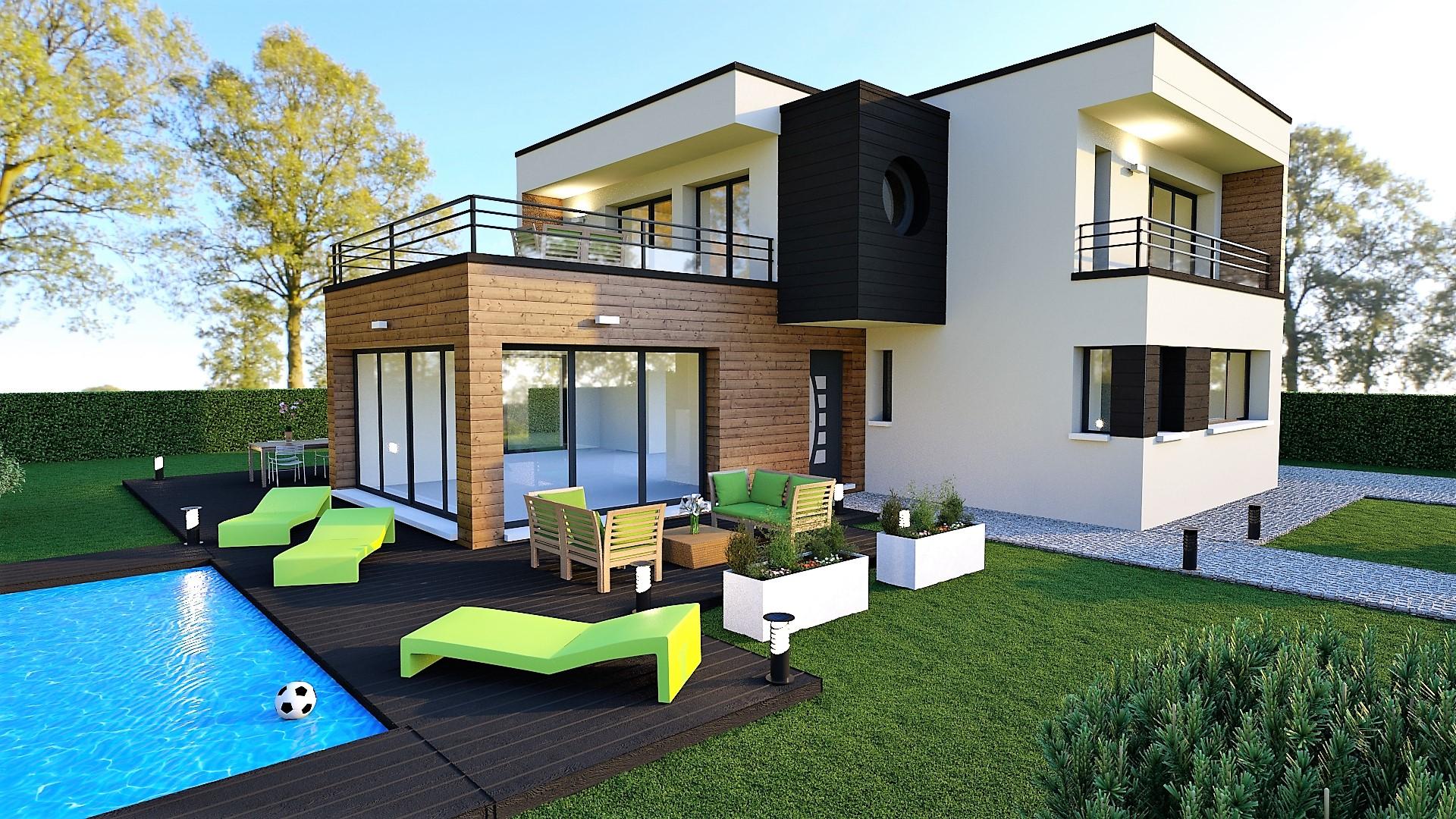 Maisons Cubes 1