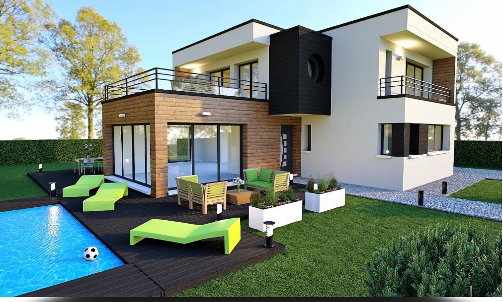Maisons Modernes 1