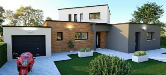 Maisons Toits Plats Compagnons Constructeurs
